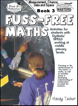 Fuss-Free Maths 3: Measurement, Chance and Data