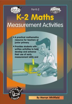 K-2 Maths: Measurement Activities
