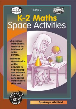 K-2 Maths: Space Activities
