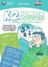 K-2 Number Activities