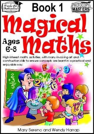 Magical Maths Book 1