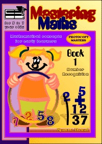 Mastering Maths 1: Number Recognition