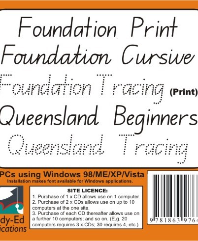 Queensland Modern Cursive Handwriting Worksheets - K5 Learning ...
