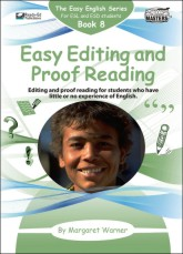 Easy English Book 8: Easy Editing and Proof Reading