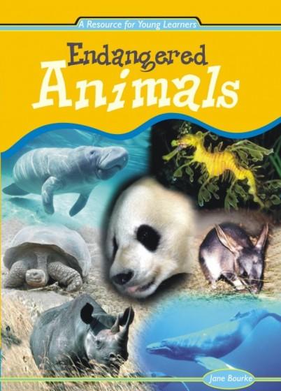 Endangered Animals Resource Book