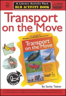 Transport on the Move Activity Book
