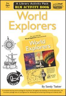World Explorers Activity Book