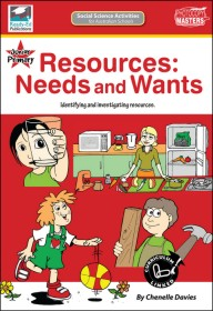 SSA Resources Needs Wants
