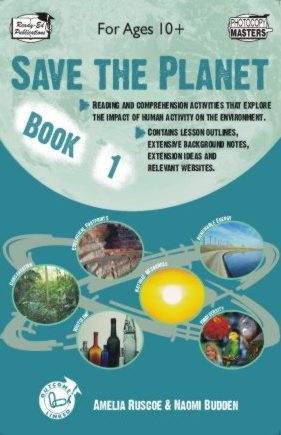 Save the Planet Book 1 - Ready-Ed Publications