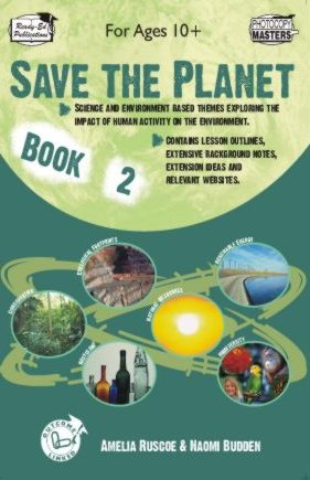 Save the Planet Book 2