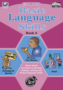 Basic Language Skills Book 3