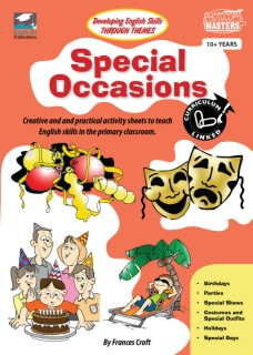 Developing English Skills Through Themes: Special Occasions