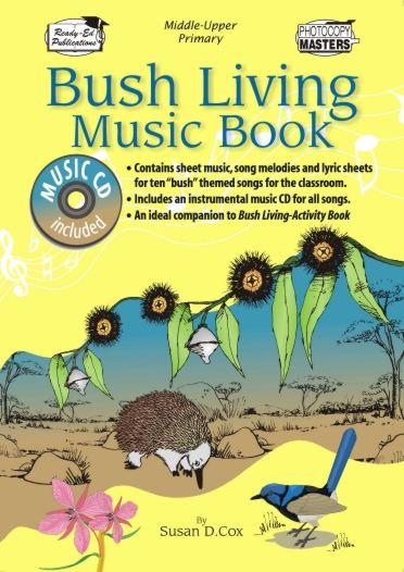Bush Living Music Book