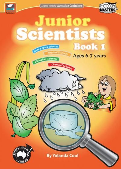 Junior Scientists Book 1