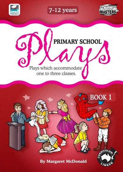 Primary School Plays Book 1