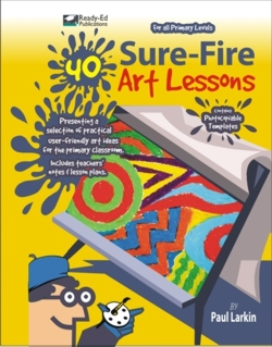40 Sure-Fire Art Lessons