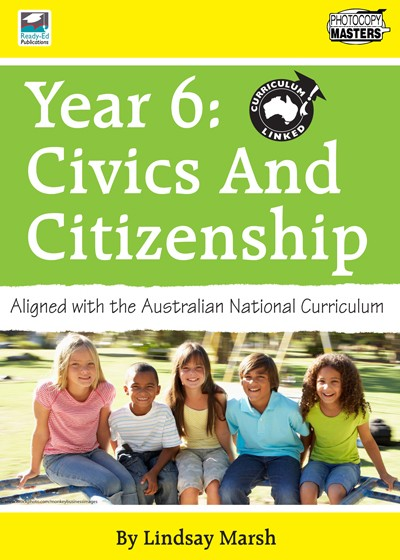 Year 6 Civics and Citizenship