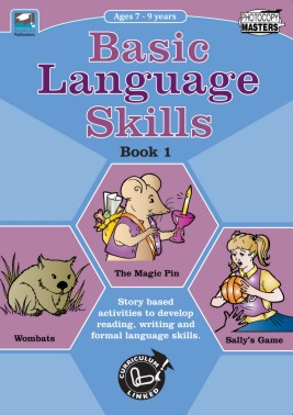 Basic Language Skills Book 1