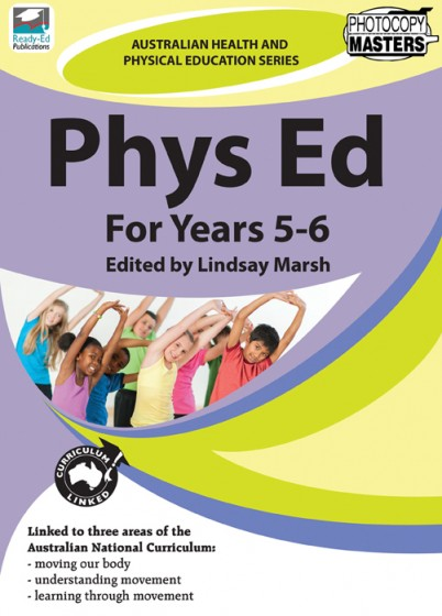 AHPES Phys Ed For Years 5-6