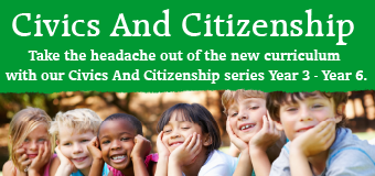 Click here to find Civics and Citizenship books and ebooks