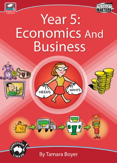 Year 5: Economics And Business