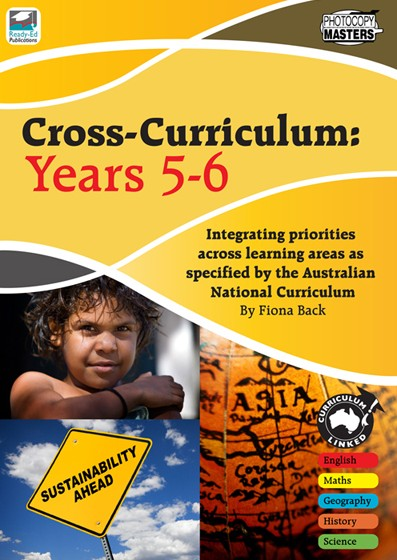 Cross Curriculum Years 5 - 6