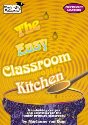 Easy Classroom Kitchen