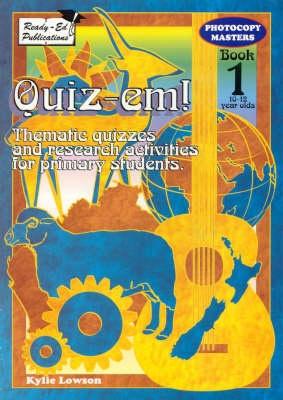 Quiz-Em Book 1
