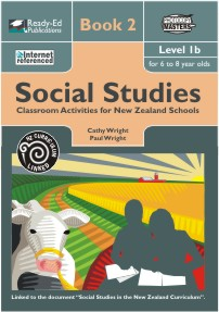 Social Studies for New Zealand Schools: Book 2