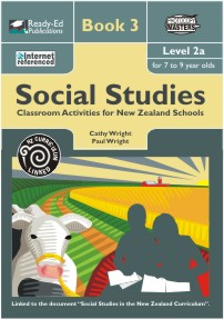 Social Studies for New Zealand Schools: Book 3