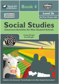 Social Studies for New Zealand Schools: Book 4