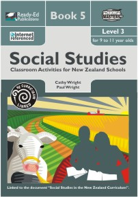 Social Studies for New Zealand Schools: Book 5