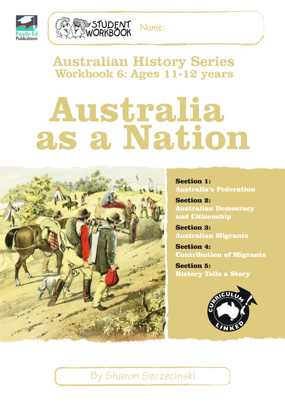 Australian History Series Workbooks – Citizenship in the Nation Worksheet Answers