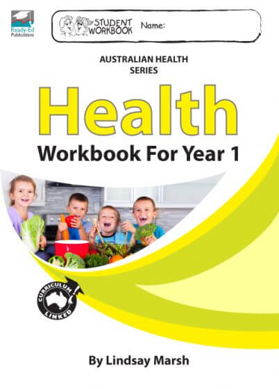 Health Workbook for Year 1