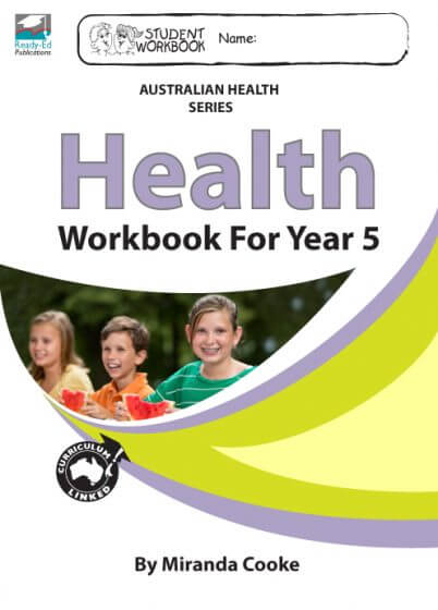 Health Workbook for Year 5