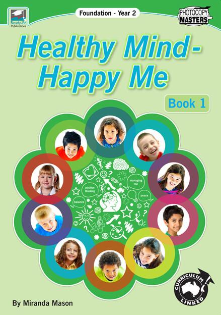 Healthy Mind - Happy Me Book 1