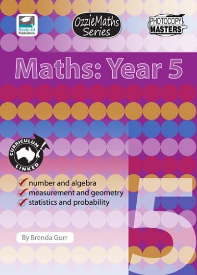OzzieMaths Series - Maths: Year 5