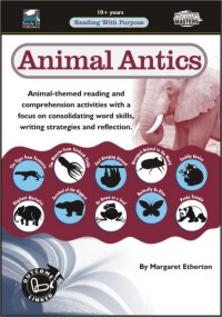 Reading with Purpose: Animal Antics