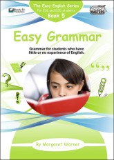 Easy English Book 5: Easy Grammar