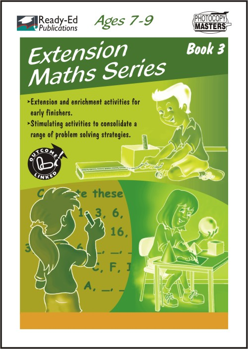 Extension Maths Book 3