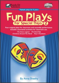 Fun Plays for Special Days Book 2