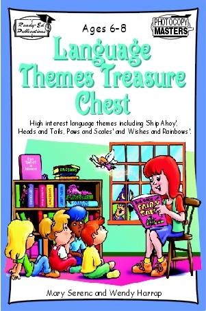 Language Themes Treasure Chest