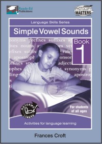 Language Skills Book 1: Simple Vowel Sounds