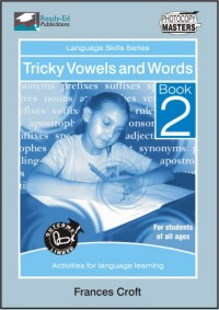 Language Skills Book 2: Tricky Vowels and Words