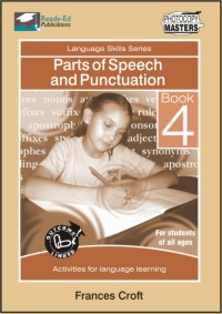 Language Skills Book 4: Parts of Speech and Punctuation