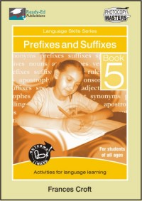 Language Skills Book 5: Prefixes and Suffixes