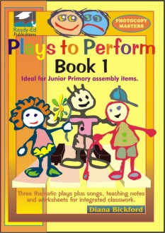 Plays To Perform Book 1