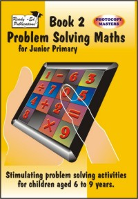 Problem Solving Maths for Juniors: Book 2