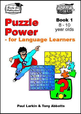Puzzle Power Book 1