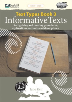 Text Type Book 3: Informative Text